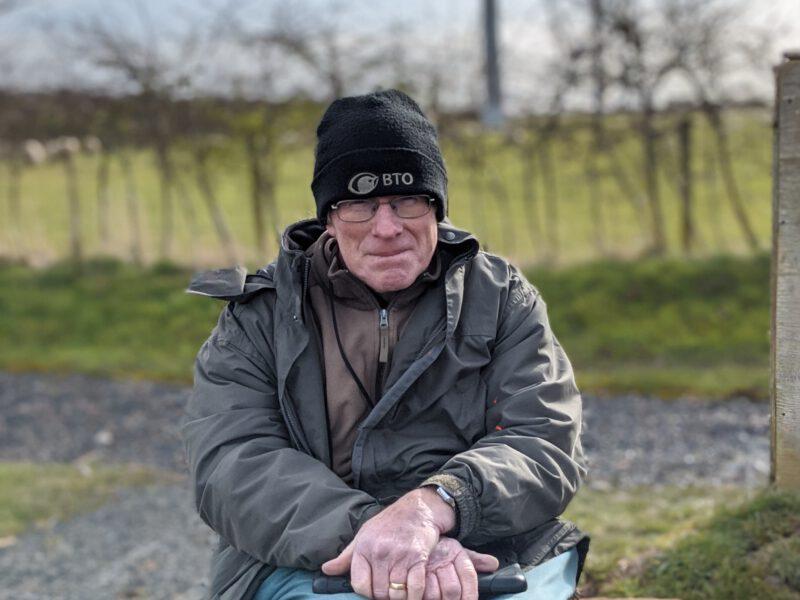 Photo of Frank Mawby