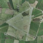 RAF World War Two airfield and related buildings archive image