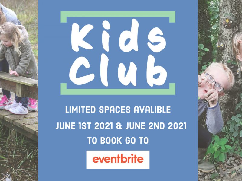 Kids Club June