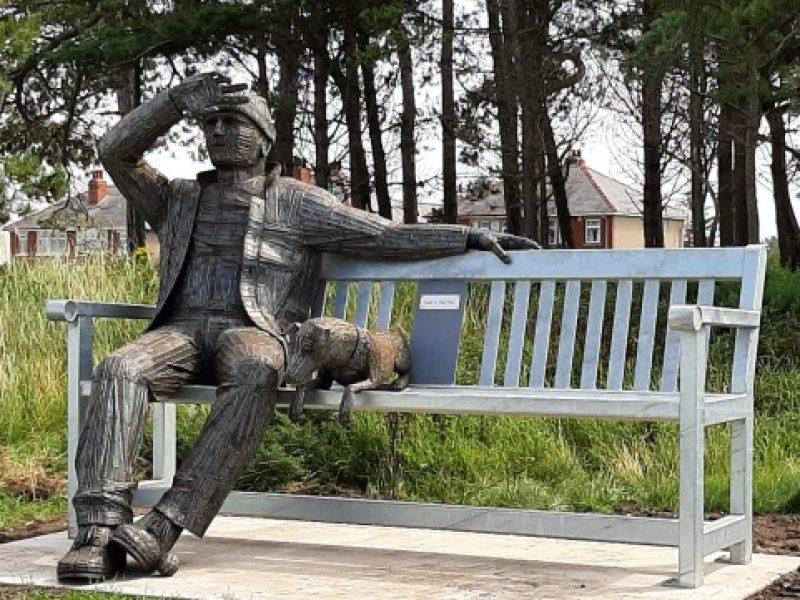Photo of Big Fella Sculpture