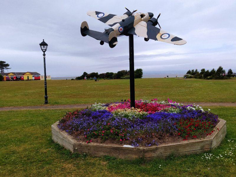 Photo of RAF Hudson Bomber