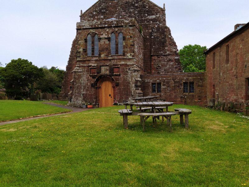 Photo of Holme Cultram Abbey