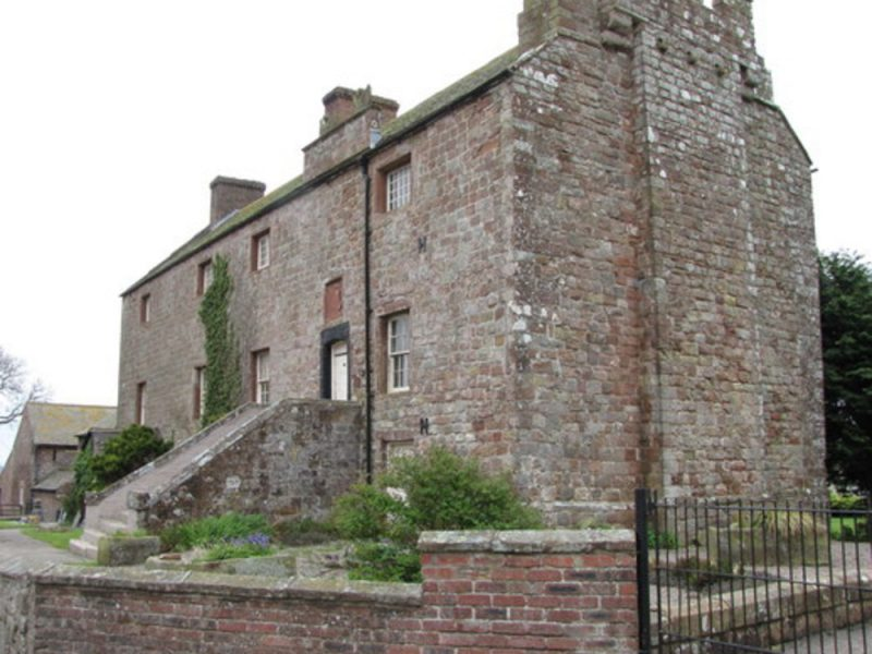 Photo of Drumburgh Castle