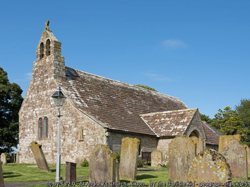 Photo of St Andrew's Church